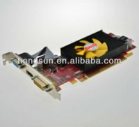 amd ati radeon - 100 NEW AMD ATI Radeon HD4350 GB HM DDR2 HDMI VGA DVI Low Profile PCI Express X Graphics Card Free