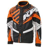 motocross clothing - new fashion KTM motorcycle jacket motocross racing jackets oxford mesh clothing motorbike mtb suit drop resistance