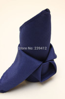 Wholesale 100pcs Navy Blue Polyester Napkin x45cm for Wedding Events Party Restaurant Hotel