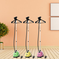 Wholesale New Arrival Household Convenient W Hz Steam Tank Hanging Ironing Machine For Home Use