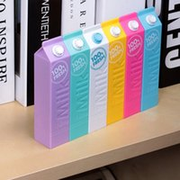 Wholesale Milk Appearance Milk Power Bank mAh Portable External Battery Pack Charger Power Pack Mix Color For S5 Note iPhone S Plus iPad
