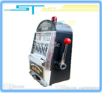 Wholesale Hot sale Reczone Slot Machine Jumbo Slot Coin Bank Game Machine with light Jackpot and ring supernova sale