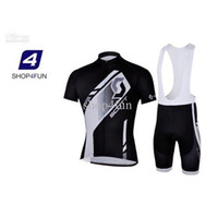 bicycle line jersey - Scott cycling jersey bib shorts bicycle clothing bodysuit short sleeve compressed bicycle jerseys pro line