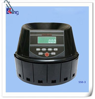 Wholesale Electronic coin counter sorter for most countries coins except Canada Turkey United Kingdom Russia Singapore