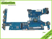 Wholesale Tested BA92 A Laptop Motherboard for samsung NC210 NC110 Intel N455 CPU on board integrated DDR3 tested