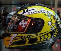 Wholesale US SparX Helmets Helmet Motorcycle helmet brand helmet ran S Sehwag