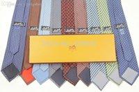 ascot cravat tie - Men s birthday gift Fashion h silk tie business casual quality tie male silk jacquard tie