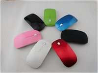 apple pro mouse - Wireless Optical Mouse GHz USB Wireless Optical Mouse Mice for Apple Mac Macbook Pro Air DHL shipping