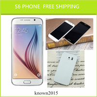 Wholesale S6 edge Android phone inch show MP camera GB RAM MTK6592 octa Core G unlocked Smart mobile cell phone