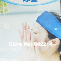 Wholesale 2pcs Hot Cold Therapy for Hand Wrist Leg Head Ice Pack Wrap Fever Cooling Gel Pad