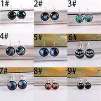 screw back earrings - 2015 new k silver brand geometric earrings Clip on Screw Back earrings for women crystal stud earrings moon and star double earrings