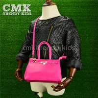 bag brown sell - CMK KB130 New Candy Color Fashion Kids Handbags Children Shoulder Bags Girls Mini Princess Bag Hot Selling