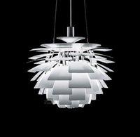 Wholesale DHL New Pendant lamps Louis Poulsen PH Artichoke Lamp Denmark Modern LED Suspension Pendant Light