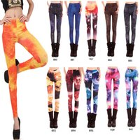 Wholesale Star Styles Workout Leggings with Printed Women Workout Pants for Sport Leggings Workout Clothes for Women