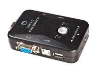 Wholesale MT UK USB2 KVM SWITCH PORT X2 MANUAL By FedEx