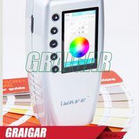 Wholesale WR10 mm Portable Digital Color Meter Digital Colorimeter Color Analyzer