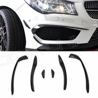 amg front bumper - Benz CLA conjugated linoleic acid CLA W117 benzene CLA45 AMG carbon fiber front bumper