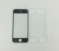 Cheap 1pcs Front Screen Glass Lens Repair Replacement for Apple for iPhone 4 4S iPhone 5 5s 5c