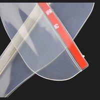 Miroir de voiture en plastique souple intelligente miroir de pluie protecteur de l'ombre de l'eau protecteur visière Shade noir et transparent M3224