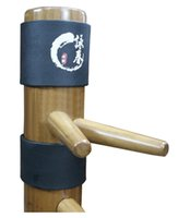 Wholesale Bruce Lee Wing Chun Ip Man Wooden dummy Head Protect Pads Wing Stun Kung Fu Pads
