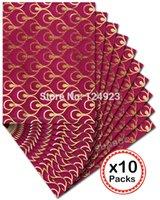 african head ties - DHL packs per Top SEGO headtie African Head Tie gele Wrapper HD250 Wine