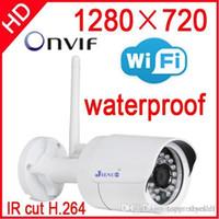 Wholesale ip camera wireless p wifi security system outdoor waterproof weatherproof video capture surveillance hd onvif cctv Infrared A5