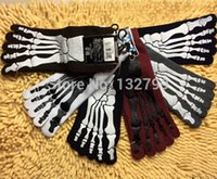 bacteria animal - Men Cotton Five Finger Seperate Toes Socks Skull Skeleton Anti Bacteria Casual Short Sock