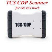 Wholesale White TCS CDP Scanner TCS cdp pro IN1 cars trucks version software