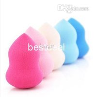 Wholesale Makeup Foundation Sponge Blender Blending Cosmetic Puff Flawless Powder Smooth Beauty Make Up Tools