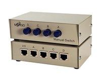 Wholesale 50pcs MT RJ45 POTR NETWORK SWITCH M By FedEx