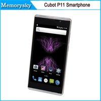 Recensioni Cubot-<b>Cubot</b> P11 originale Quad Core MTK6580 1GB 8GB Android 5.1 smart sveglia 5.0