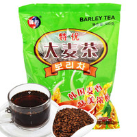 barley healthy - 400g China Pure Natural Roasted Barley Tea grain Organic Health Care the grain Tea Damai Tea green food for healthy care