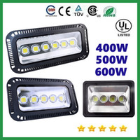 Wholesale Super Bright W W W led Floodlight Outdoor LED Flood light lamp waterproof LED Tunnel light lamp street lapms AC V