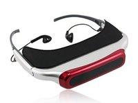 glasses fpv - 80 inch D Virtual Video Glasses FPV Digital Eyewear PSP Game Player AV output