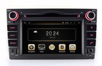 Android 5.1 coches reproductor de DVD de navegación GPS para Opel Astra Vectra Zafira con la radio Bluetooth TV USB SD WIFI 3G de audio estéreo