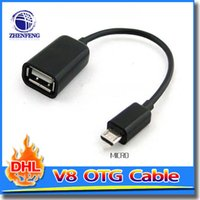 abs digital camera - ABS Wrapper Transfer Micro USB OTG Cable Adapter Tablet Android PC Smart Mobile Phone Digital Cameras MP4