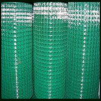Wholesale Agricultural Used Welded Mesh In PVC Coated Or Galvanized Surface Treatment Low Carbon Steel Wire Material