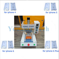 frame moulding - 2015 New Arrival Frame Laminating Machine with Mould for iPhone s s plus Middle Bezel Frame Laminator