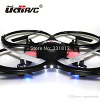 Wholesale U818A RC helicopter UFO can D Flip G ch Axis Drone RC quadcopter without camera