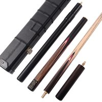 Wholesale CUESOUL Popular Handmade Inch Piece Snooker Cue Aluminum Telescope Extension