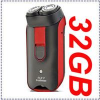 Livraison gratuite de 32 Go intégré à Shaver Favorite Spy caméra cachée Mini DVR caméscope enregistreur vidéo numérique CMOS HD 1920x1080P Man