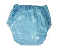 Wholesale Adult baby pu snap on diaper nappy fetish