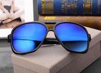 Wholesale Wayfarer Sunglasses Vintage Mirror Lens New Men Women Fashion sports Eyewear