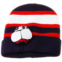 bee beanie - x Navy Blue Baby Toddler Beanie Winter bee Ladybug Hat Scarf Suit order lt no track