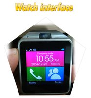 gv08 smart watches оптовых-Smart Bluetooth Watch GV08 1.54