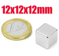 neo magnet - 12 Craft Model mm x mm x12mm Super Powerful Strong Rare Earth NdFeB Magnet Neo Neodymium N45 Magnets Block Cube