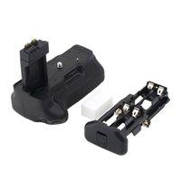 Wholesale 1pcs New Battery Grip for Canon D D D D T2i T3i T4i as BG E8 BGE8 RC