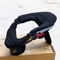 Wholesale Motorcycle Motocross BMX ATV Collar Neck Protector Bike Guard Protector Black