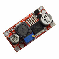 Wholesale DC DC Converter V LM2596HV Adjustable Step Down Buck Power Supply Module