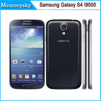 i9500 - Original refurbished Samsung Galaxy S4 i9500 unlocked phone MP Camera Quad Core GB Storage hot sale DHL shipping